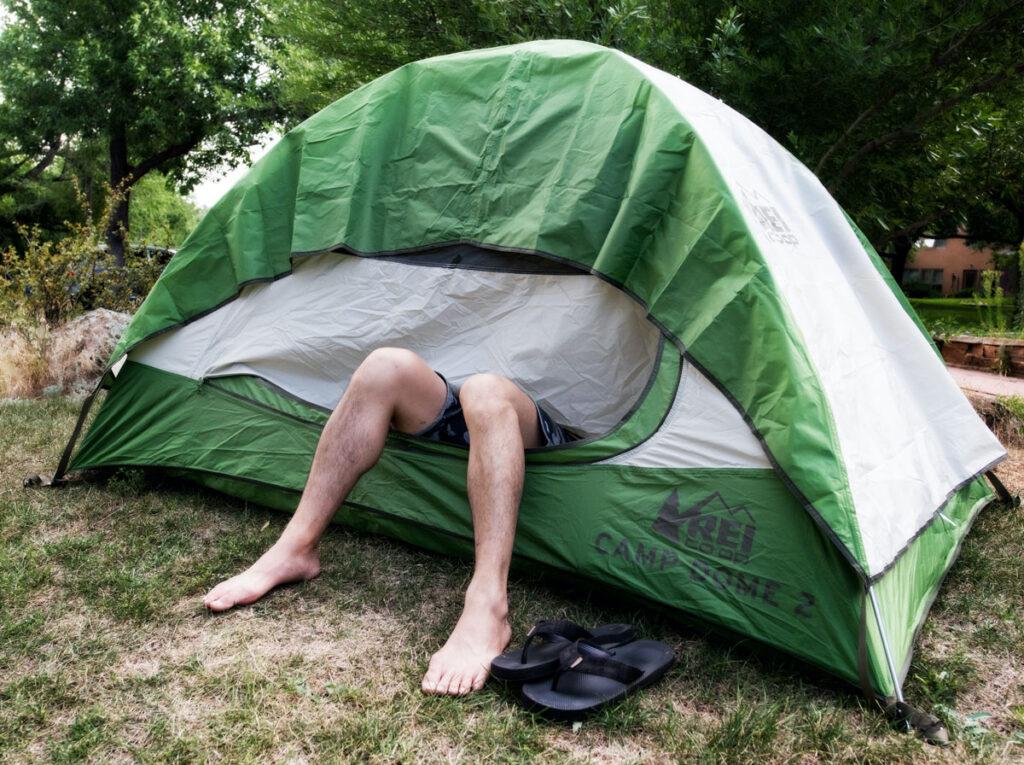 ARISE Music Festival Camping